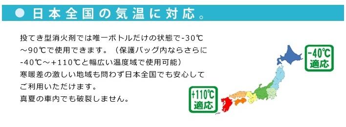 日本全国の気温に対応